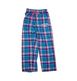 Shorts/Pants Youth Flannel Pants in Pacific Surf