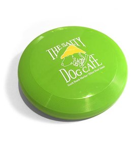 Salty Dog Flying Disc in Lime