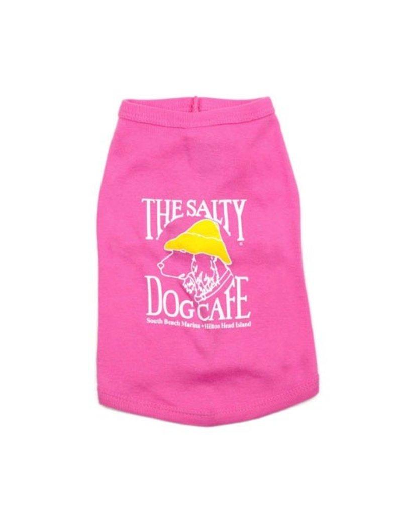 Pet Doggie Shirt in Raspberry