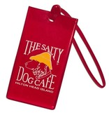 Product Luggage Tag in Red