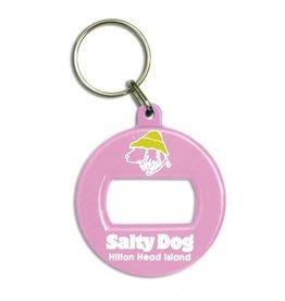 Salty Dog 3-in-1 Beverage Opener in Light Pink