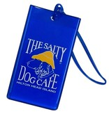 Product Luggage Tag in Blue