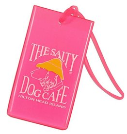 Product Luggage Tag in Pink
