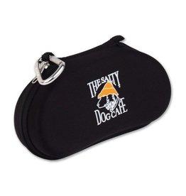 Salty Dog Sunglass Case in Black