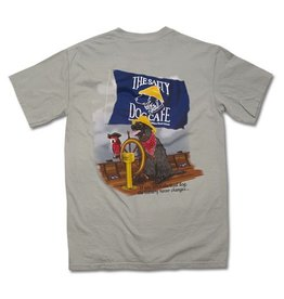 T-Shirt Sailor Jake Short Sleeve in Bay