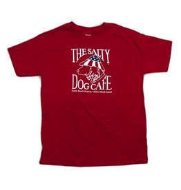 Specialty Prints Youth Patriot Dog in Red
