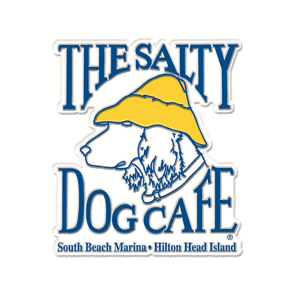 Salty Dog Logo Magnet - The Sa...