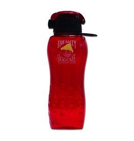 Product 24 Oz. Copolyester Water Bottle in Red