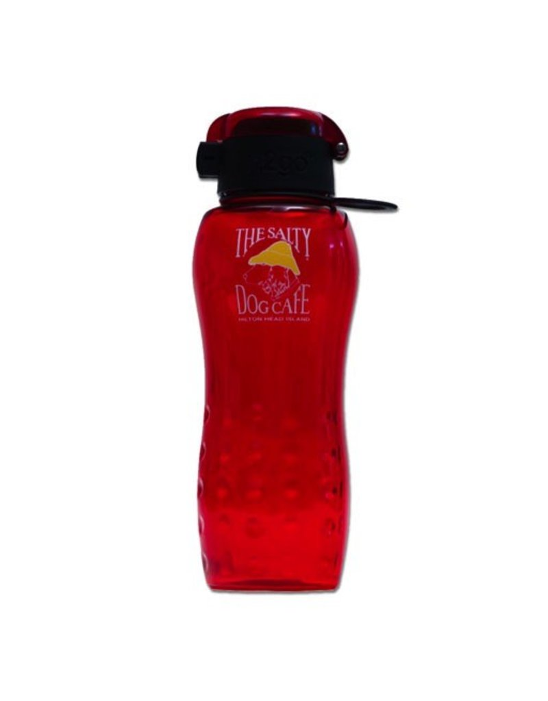 H2Go 24 Oz. Copolyester Water Bottle in Red
