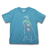 Specialty Youth Big Jake Dog in Aquatic Blue