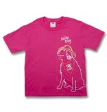 Specialty Youth Big Jake Dog in Cyber Pink