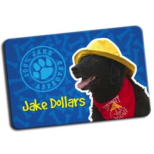 Salty Dog $10 Gift Card