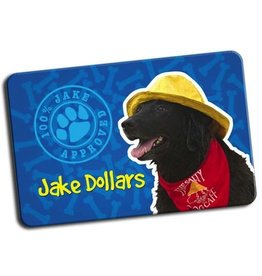Salty Dog $25 Gift Card