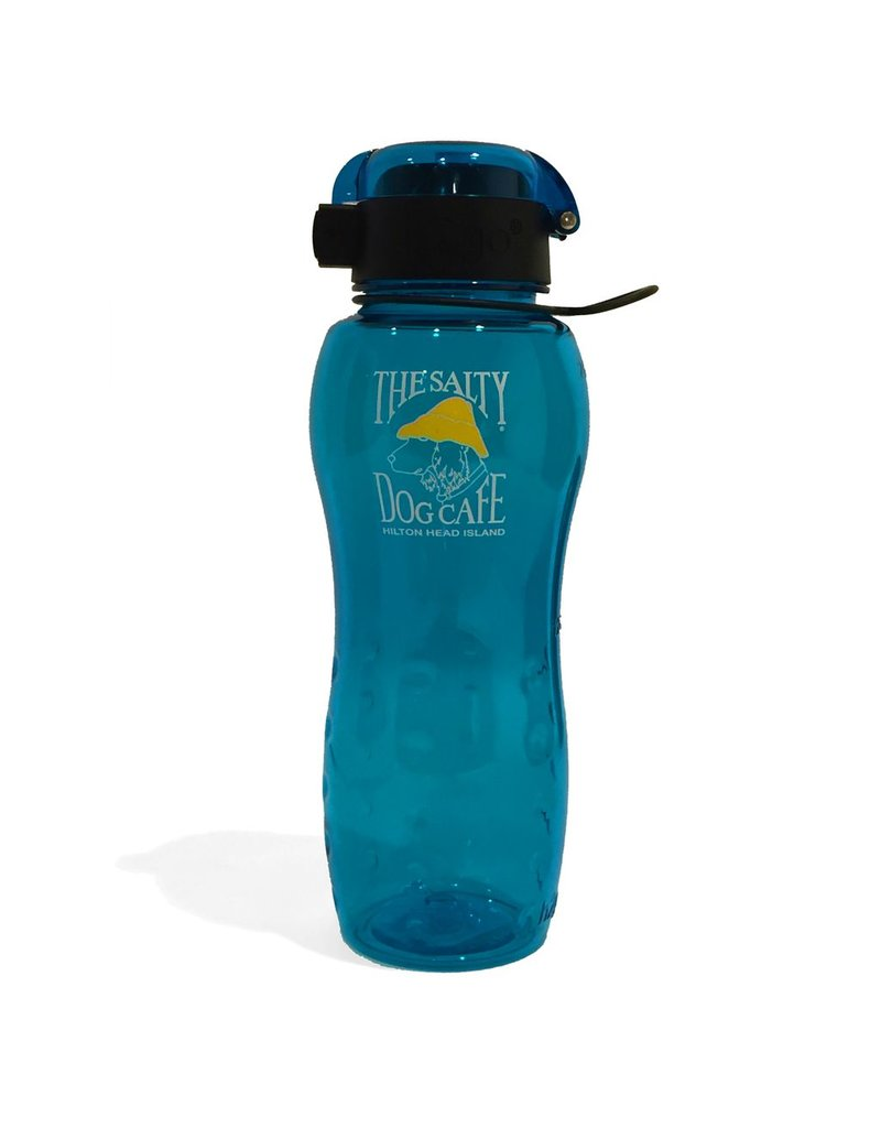 Product 24 Oz. Copolyester Water Bottle in Aquatic Blue