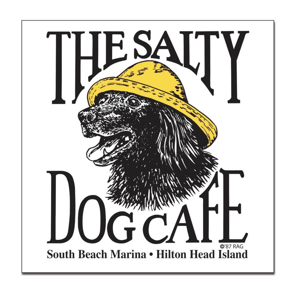 Salty Dog Vintage Jake Magnet ...