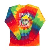 ColorTone Youth Long Sleeve Rainbow Swirl Tie Dye