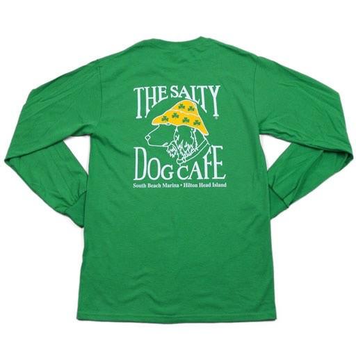 Gildan St. Patty Dog Long Sleeve Tee