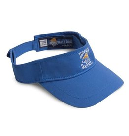 Hat Youth Visor in Royal