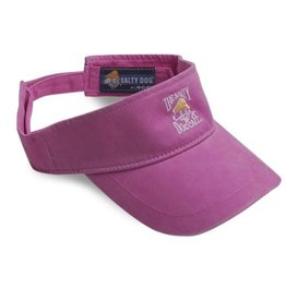 Hat Youth Visor in Azalea