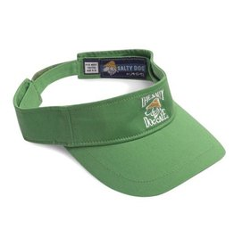 Hat Youth Visor in Green