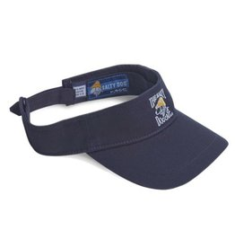 Hat Youth Visor in Navy