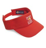 AHead Youth Visor in Orange