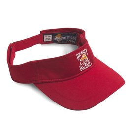 AHead Youth Visor in Red