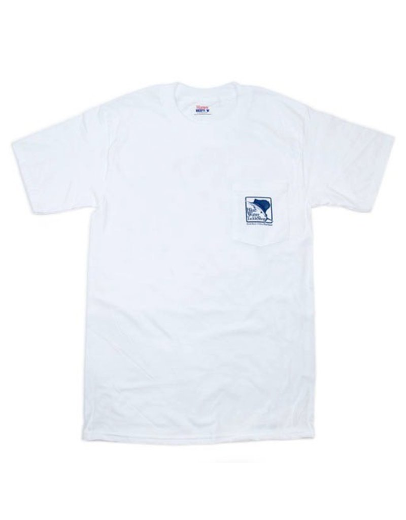 Bluewater Blue Water Pocket Full-Color Sailfish