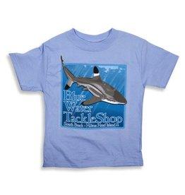 Hanes Youth Shark Short Sleeve Tee