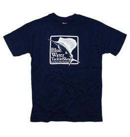 Bluewater Blue Water Youth Short Sleeve in Navy