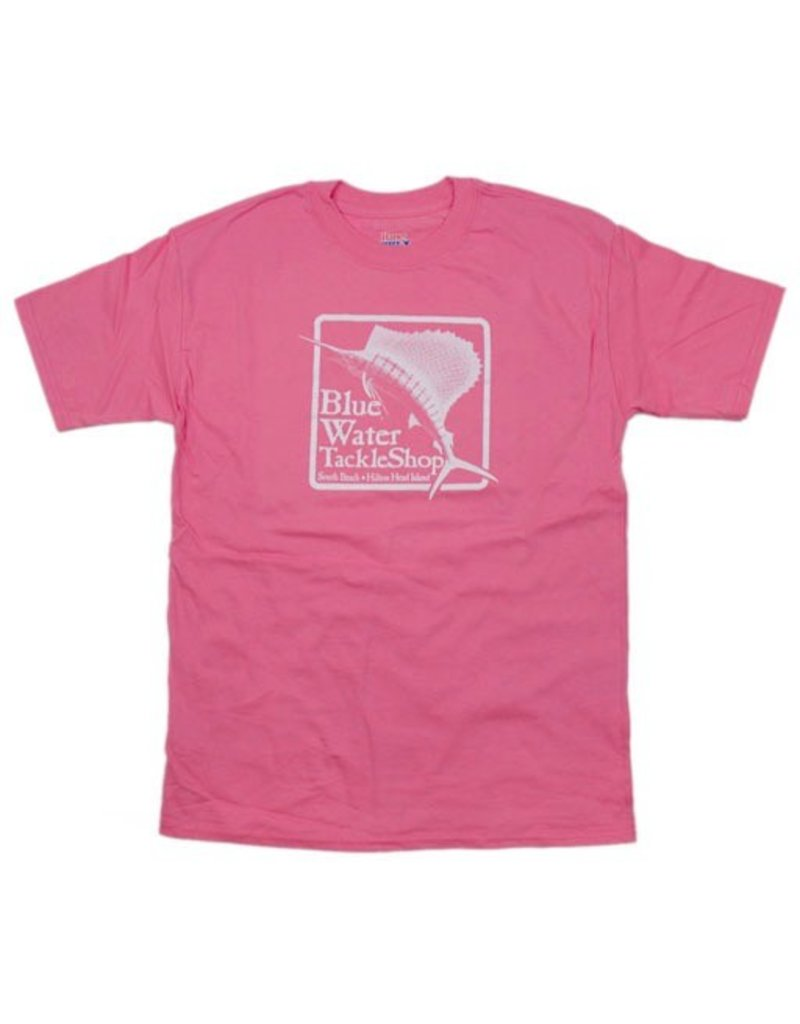 Bluewater Blue Water Youth Short Sleeve in Pink