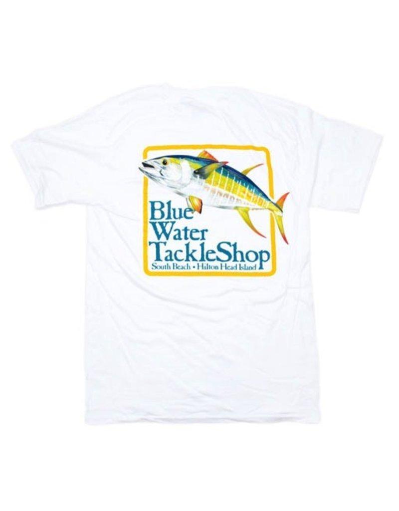 Bluewater Blue Water Tuna in White