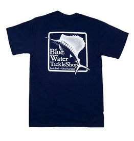 Bluewater Blue Water Short Sleeve in Navy