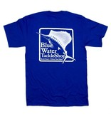 Bluewater Blue Water Short Sleeve in Royal