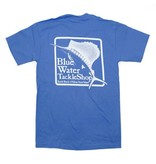 Bluewater Blue Water Short Sleeve in Carolina Blue