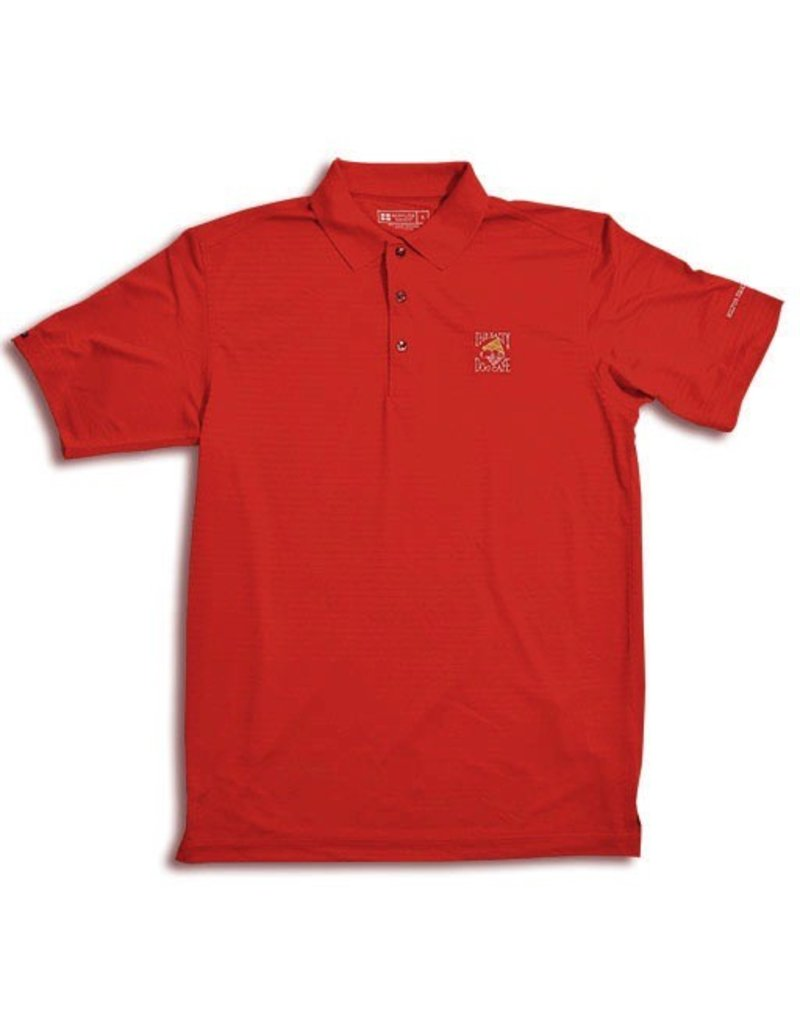 Polos Men's Polo in Red