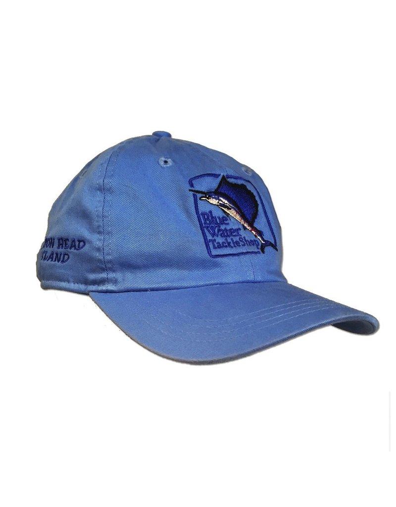 Bluewater Blue Water Classic Fit Hat in Carolina Blue