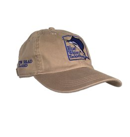 Bluewater Blue Water Classic Fit Hat in Khaki