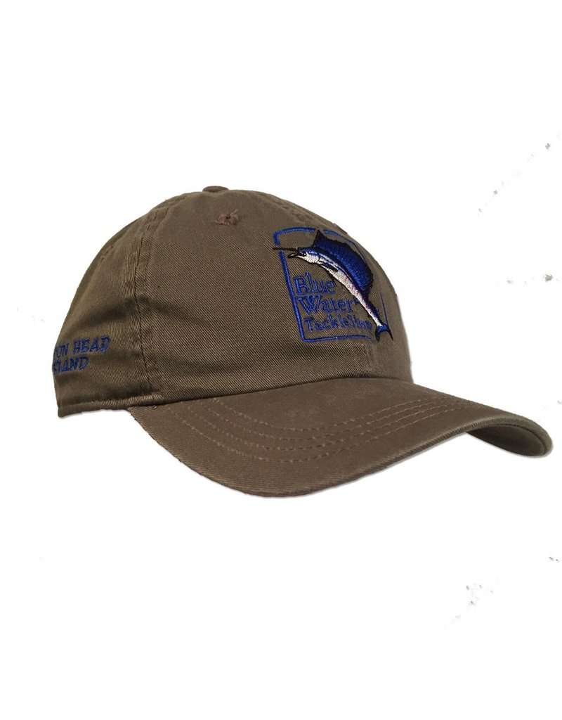 Bluewater Blue Water Classic Fit Hat in Sage