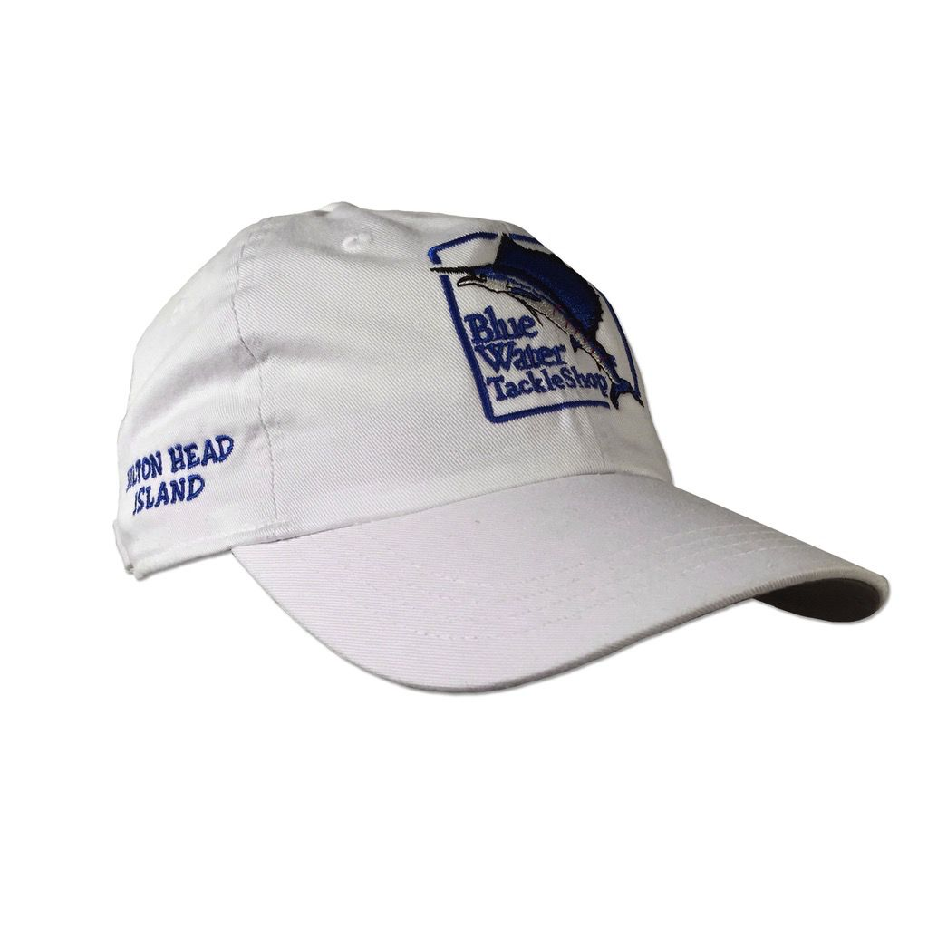 AHead Blue Water Classic Fit Hat in White