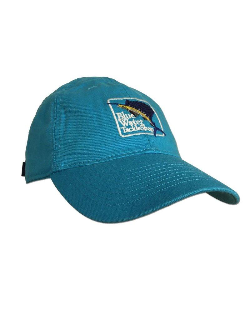 Legacy Women's Blue Water Twill Hat in Aqua