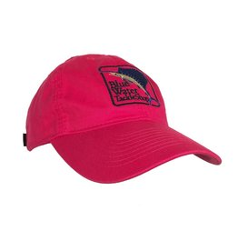 Hat Youth Blue Water Twill Hat in Magenta