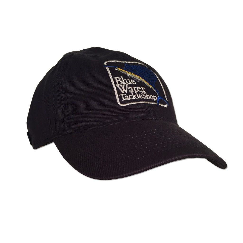 Legacy Youth Blue Water Twill Hat in Navy