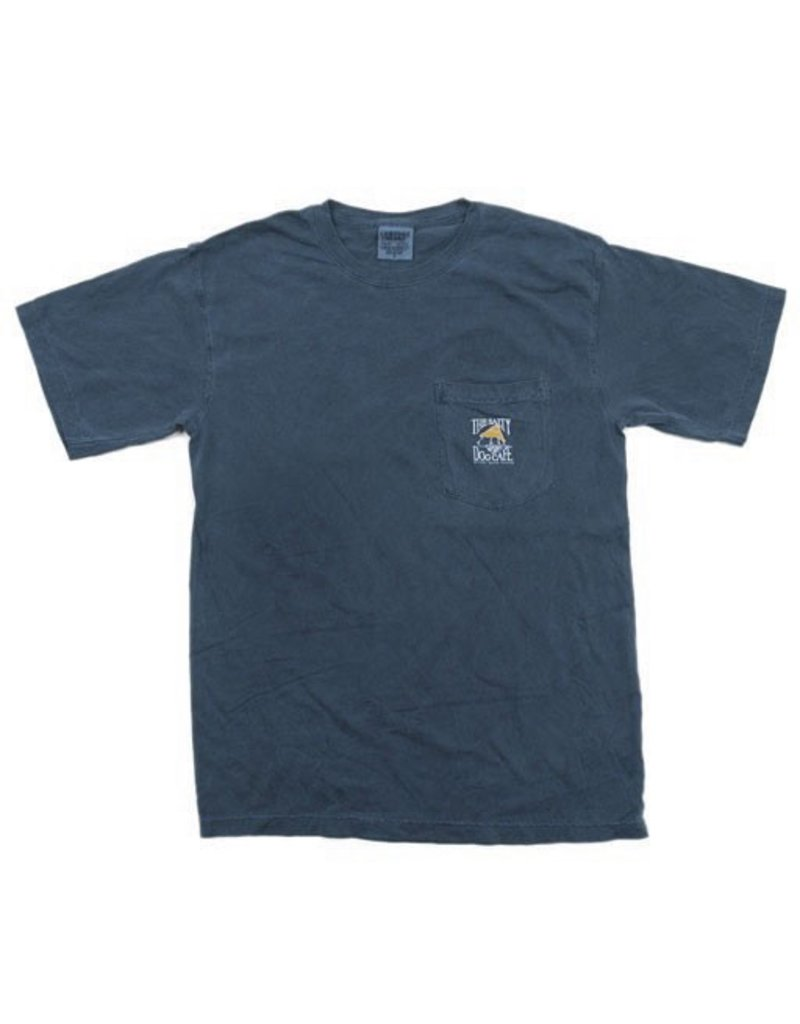 Apparel Comfort Colors® Short Sleeve Pocket Tee in Navy