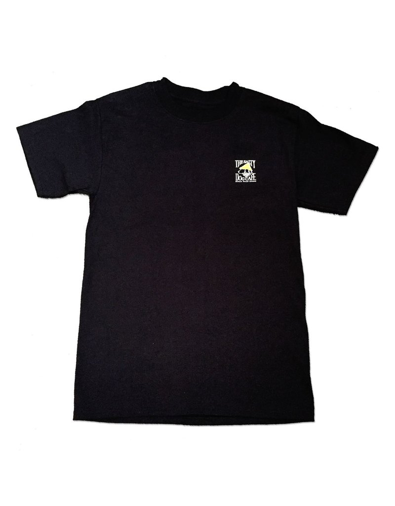 Apparel Hanes Beefy Short Sleeve in Black