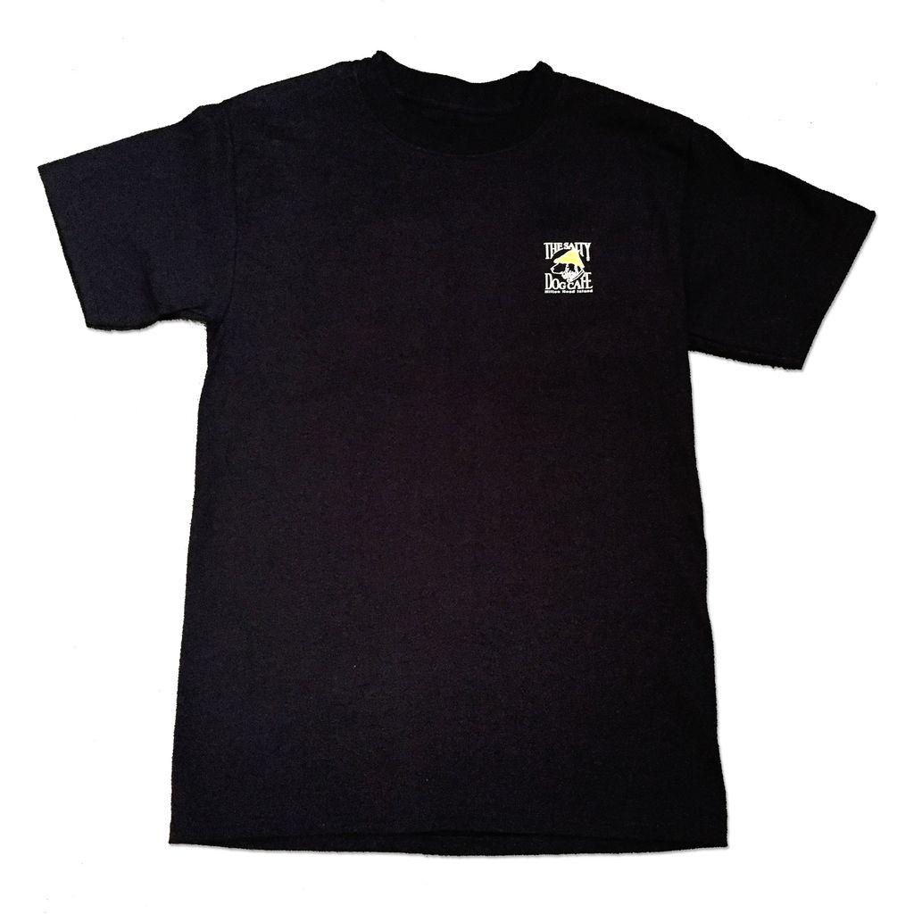 Hanes Hanes Beefy Short Sleeve in Black