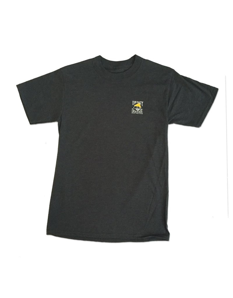 Apparel Hanes Beefy Short Sleeve in Charcoal Heather