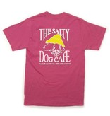 Apparel Hanes Beefy Short Sleeve in Wow Pink