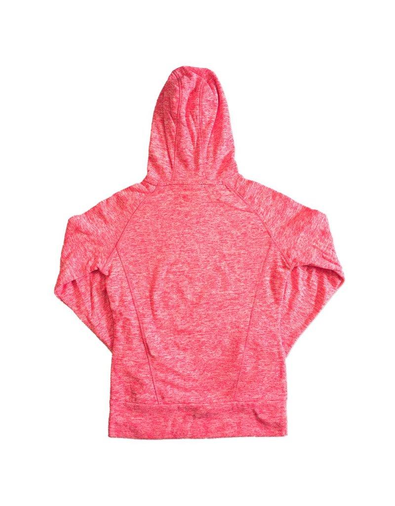 JAmerica Women's Contrast Hooded Sweatshirt