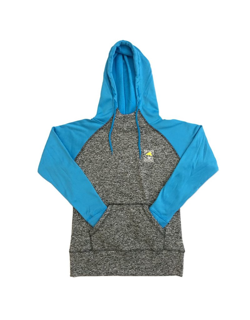 Sweatshirt Women's Colorblock Hooded Sweatshirt